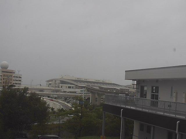拡大して再表示 / Zoom /空港方面 ゆいレールライブカメラ  沖縄
